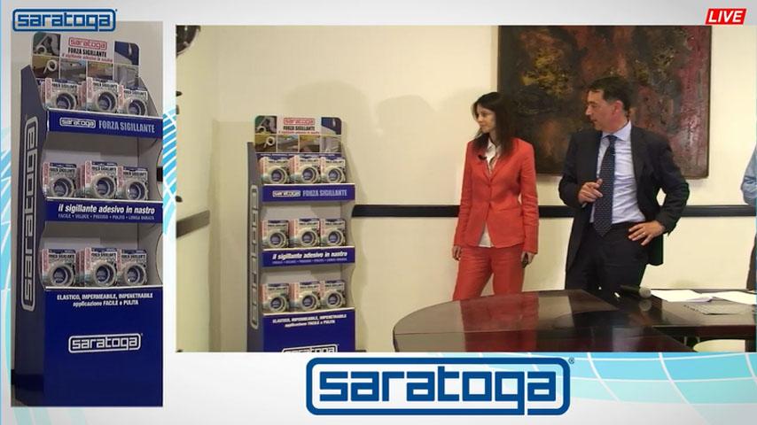 Sartoga Webinar - Streamtech Streaming live