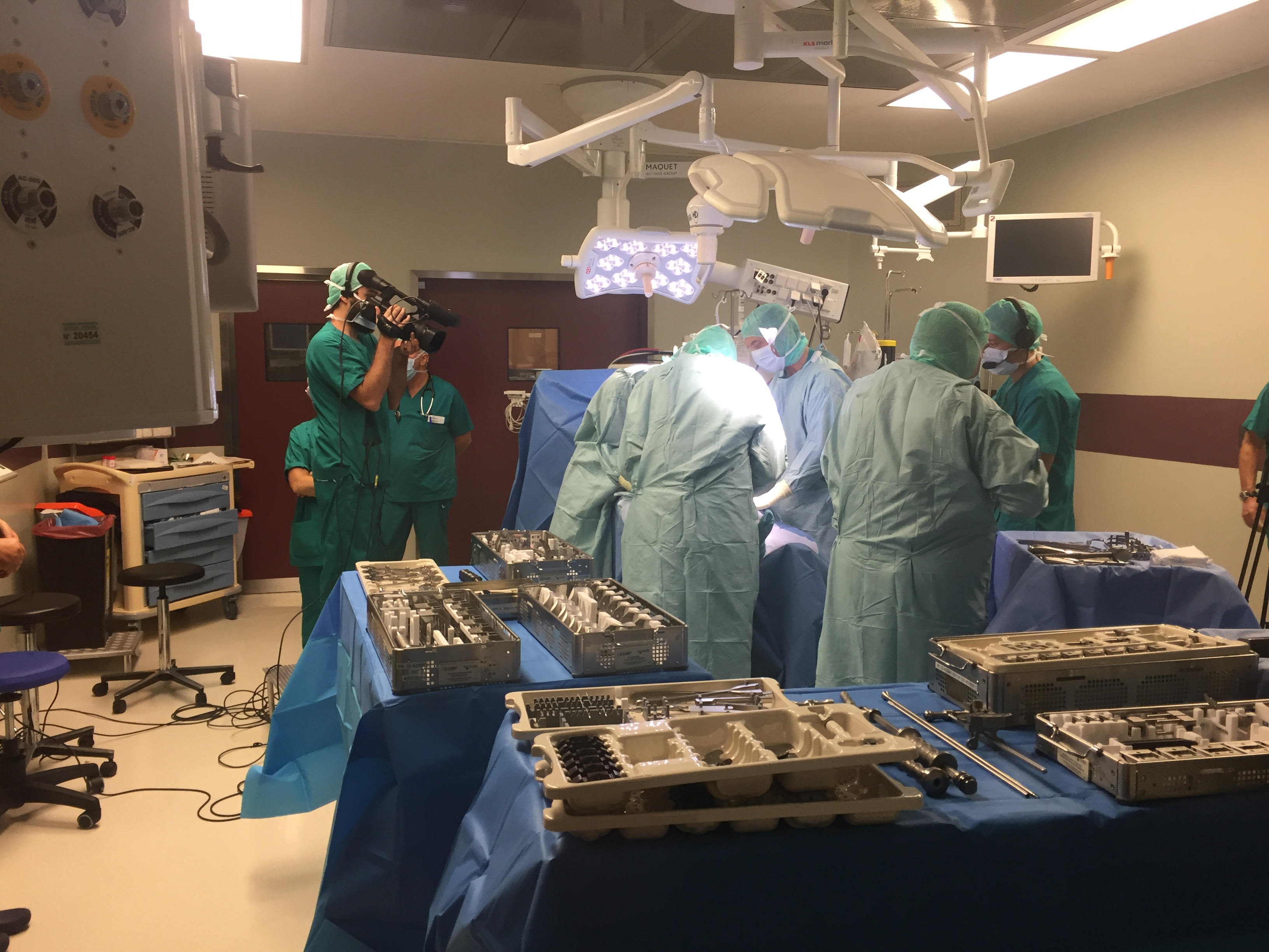 Streamtech - Live Surgery - streaming