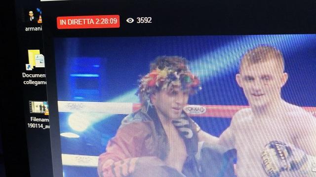 Yokkao 3592 spettatori Streamtech Live
