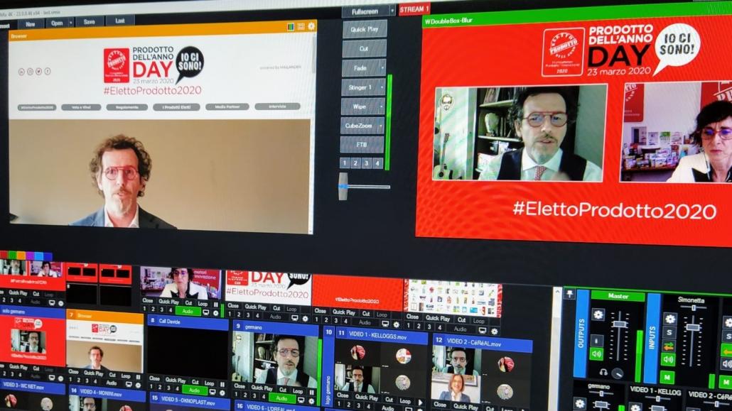 Streamtech #ElettoProdotto live