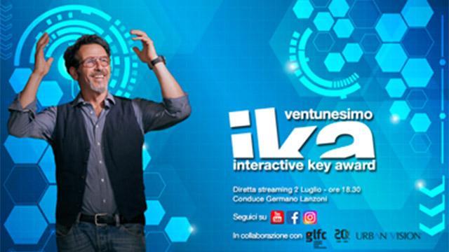 Ika interactive key award