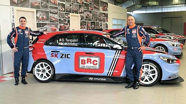 BRC RACING TEAM: LIVE STREAMING, AUTO E PILOTI STAGIONE 2018
