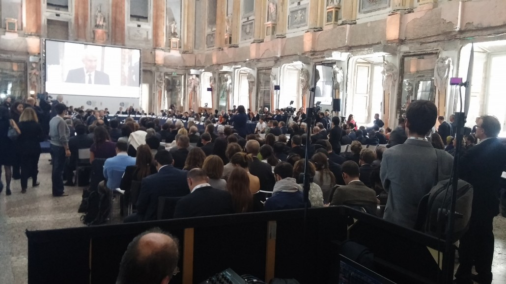 EXPO 2015 – URBAN FOOD POLICY LIVE STREAMING – MILAN