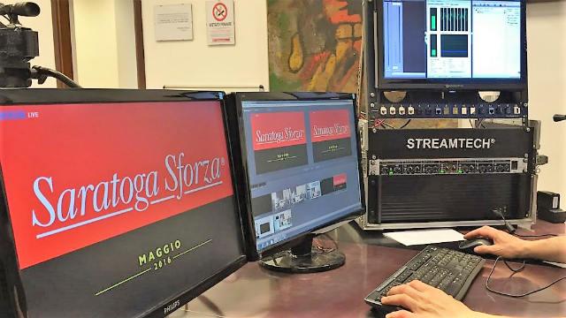 Webinar Sartoga Sforza - Streamtech