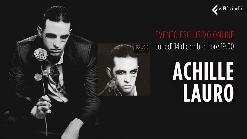 Achille Lauro Live Streamtech