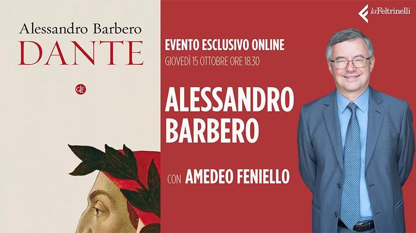Alessandro Barbero Live Streamtech