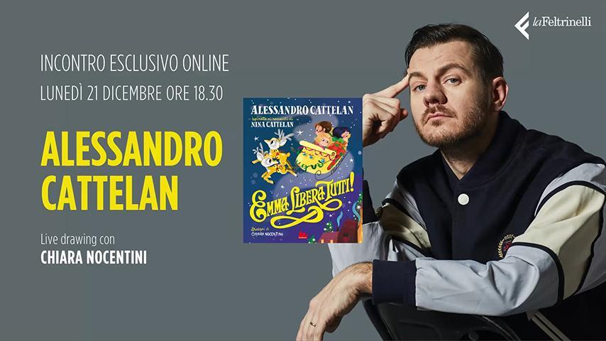 Alessandro Cattelan Live Streamtech