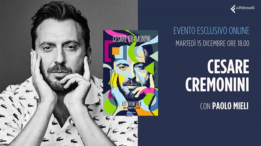 Cesare Cremonini Live Streamtech