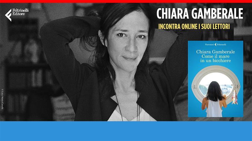 Chiara Gamberale Live Streamtech
