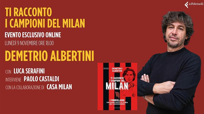 Demetrio Albertini Live Streamtech