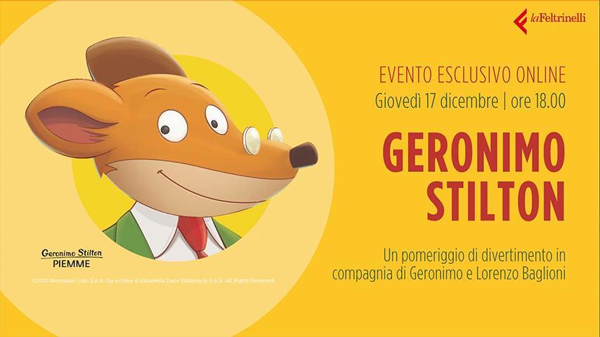 Geronimo Stilton Live Streamtech