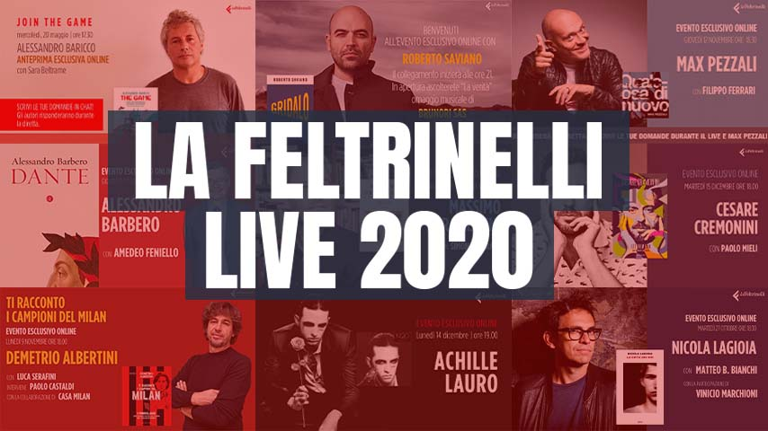 LIVE.LAFELTRINELLI.IT 2020