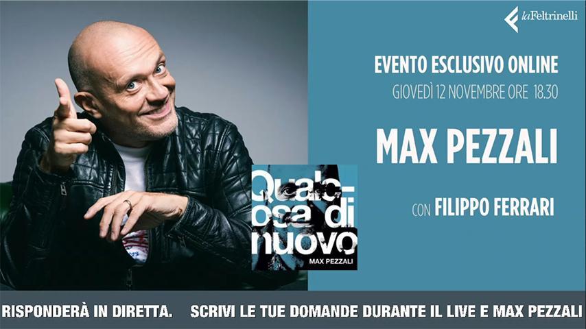 Max Pezzali Live Streamtech