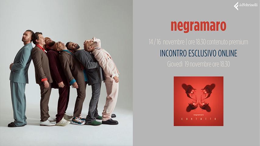 Negramaro Live Streamtech