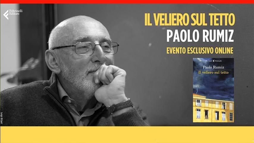 Paolo Rumiz Live Streamtech