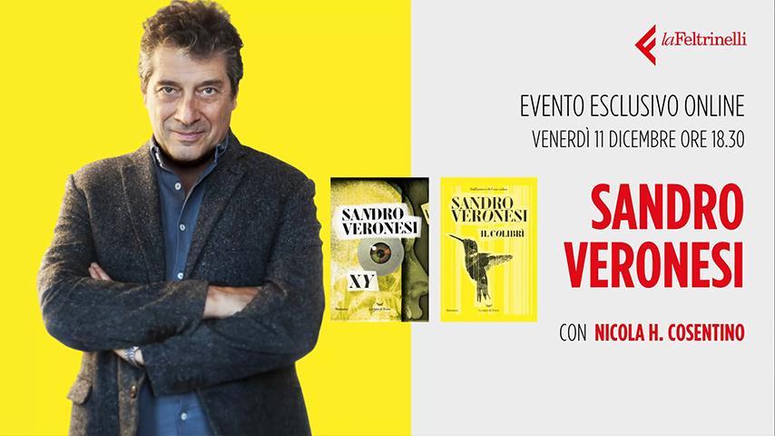 Sandro Veronesi live Streamtech