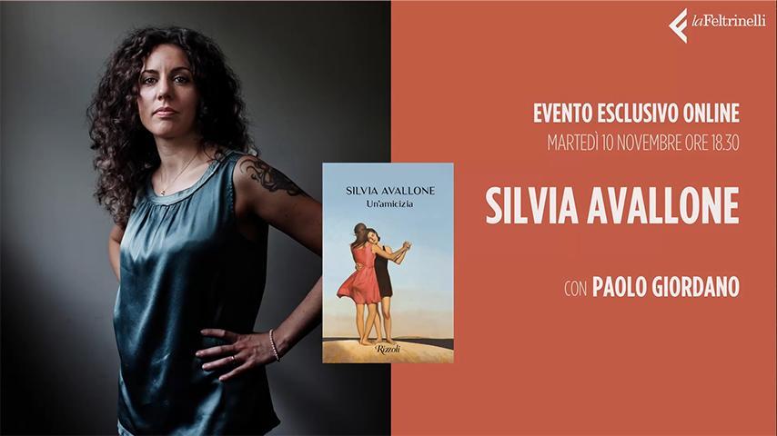 Silvia Avallone Live Streamtech