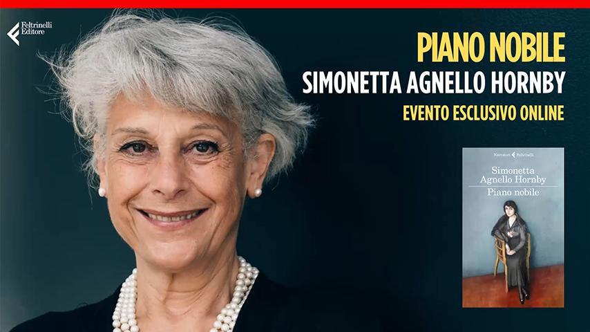 Simonetta Agnello Hornby Live Streamtech