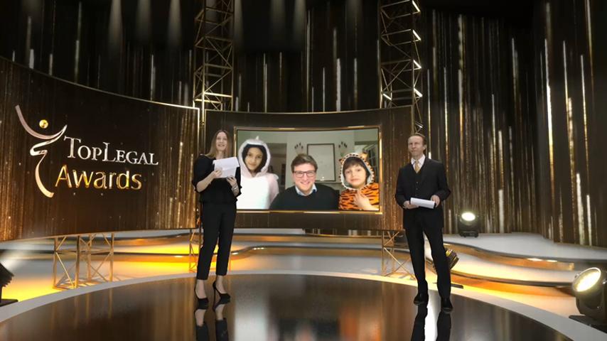 Top Legal Awards 2020 - Set