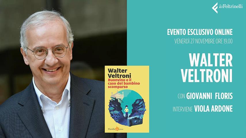 Walter Veltroni live Streamtech