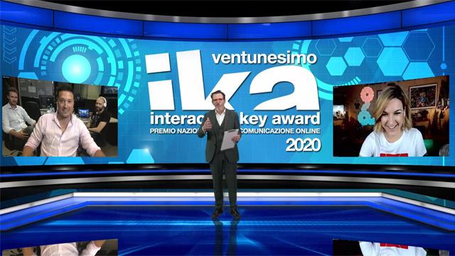 Germano Lanzoni IKA Awards
